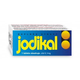 NATURVITA Jodikal 80 tablet