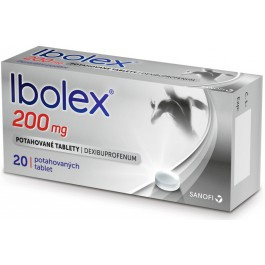 Ibolex 200mg 20 tablet