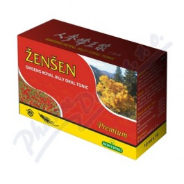 Žen šen Ginseng royal 10x10ml ampule