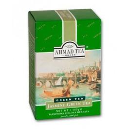 London Ahmad Green jasmine čaj 100g