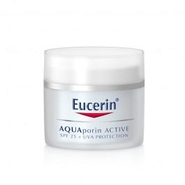 EUCERIN Hydratační krém AQUAporin s UV ochranou SPF 25 50ml