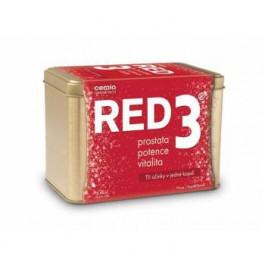 Cemio RED3 90 kapslí dárek 2019