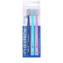 CURAPROX 1560 zubní kartáček Soft sensitive 3ks za cenu 2