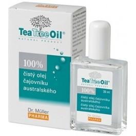Dr.Müller Tea Tree Oil 100% čistý 30 ml AKCE