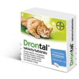 Drontal pro kočky 1tbl