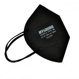 FFP2 Respirátor černý hygisun 1 ks