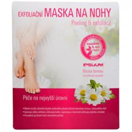 Ipsuum Prestige maska na nohy exfoliační 40ml
