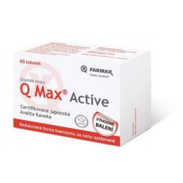 Farmax Q max 60mg koenzymu Q10 60tbl