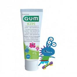 GUM Kids dětská zubní pasta pro předškoláky (2-6 let) 50ml