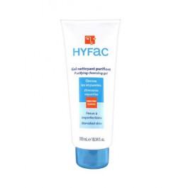 HYFAC Čistici gel na aknozní plet 300ml