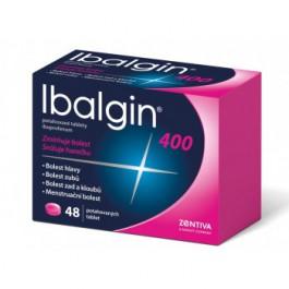 Ibalgin 400mg 48 tablet