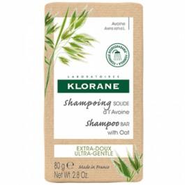KLORANE Oves tuhý šampon 80g