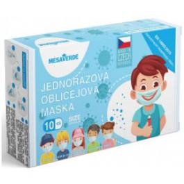 Dětská obličejová maska pro kluky 10 ks