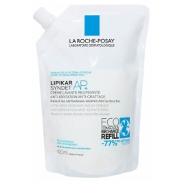 LA ROCHE-POSAY Lipikar syndet AP+ Relipidační gel 400ml náhradní náplň