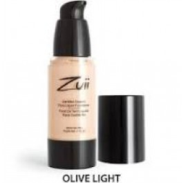 Zuii Bio tekutý make-up Olive Light 30 ml