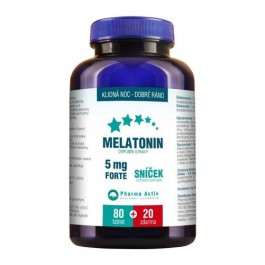 Melatonin 5mg FORTE Long 100 tablet