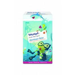 Tetesept balíček pro děti Koupání pro malé dobrodruhy (250ml+140g+50g)