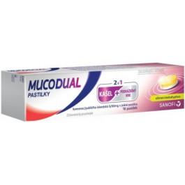 Mucodual 2v1 18 pastilek