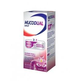 Mucodual 2,5g sirup 100ml