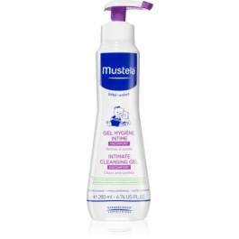 MUSTELA zklidňující gel na intimní hygienu pro děti 200 ml