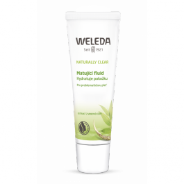 WELEDA Naturally Clear matující fluid 30ml