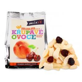 Mixit křupavé ovoce broskev+třešen 20g