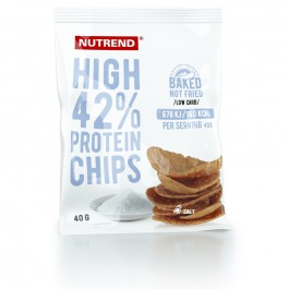 NUTREND High protein chips solené 40g