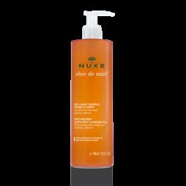 NUXE Reve de miel Zvláčňující medový sprchový gel 400ml