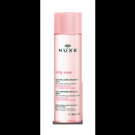 NUXE Very rose 3v1 čisticí voda 200ml