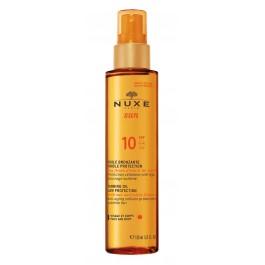 NUXE Sun SPF10 Olej 150ml