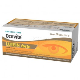 Ocuvite Lutein Forte 60 tablet