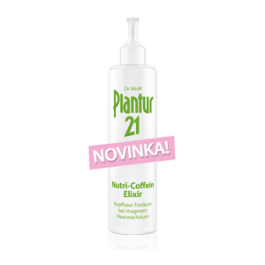 Plantur 21 nutri-kofeionový elixír 200 ml