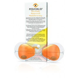 Posiforlid očni maska 1 kus