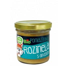 Green Apotheke Pomazánka Rozinela s arašídy 140g