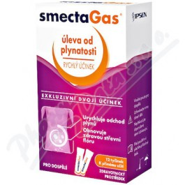 Smecta Gas 12 sáčků