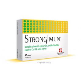 STRONGIMUN PharmaSuisse 15 tablet