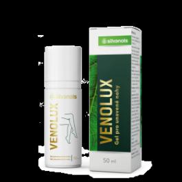 Venolux gel pro unavene nohy 50ml