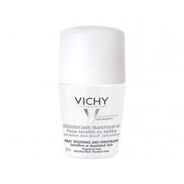 VICHY ANTIPERSPIRANT 48h roll-on pro citlivou nebo depilovanou pokožku 50ml