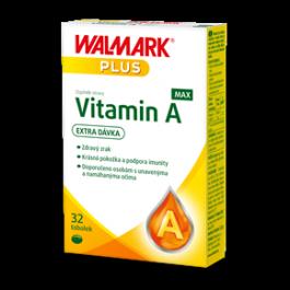 WALMARK Vitamin A MAX 6000 IU 30 tablet