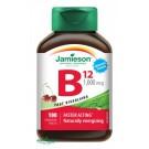 JAMIESON Vitamin B12 1000mcg třešeň tbl.100