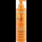 VICHY Ideal Soleil SPF50+ opalovací mléko odpuzující písek 200ml