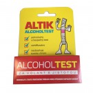 Alkoholtest Altik 1ks