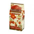 BASILUR jahoda malina sypaný čaj 100g