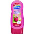 BÜBCHEN Kids šampon a sprchový gel malina 230ml