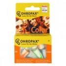 Chránič sluchu Ohropax Color 8ks