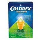 COLDREX Horký nápoj citron s medem Prášek pro roztok 10 sáčků