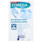 Corega Antibakteriální 6 tablet