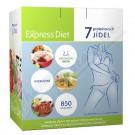 Express Diet proteinova dieta 7 instantních jídel