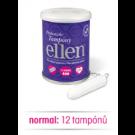 Probiotické tampóny ellen Normal 12ks