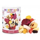Mixit Křupavé ovoce exotický mix 110g